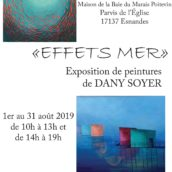Exposition « Effets mer »